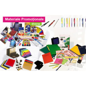 Materiale promotionale