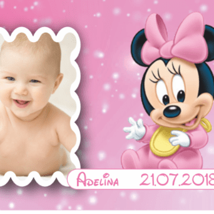 Minnie 004 300x300 Marturie Magnetica dreptunghiulara fetita - Minnie 004 fotomarturii-magnetice