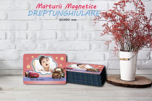 cars 006 600x400 Marturie Magnetica dreptunghiulara fetita - Masinute - Cars 004 fotomarturii-magnetice