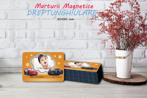 cars 007 600x400 Marturie Magnetica dreptunghiulara fetita - Masinute - Cars 005 fotomarturii-magnetice