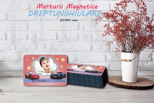 cars 008 600x400 Marturie Magnetica dreptunghiulara fetita - Masinute - Cars 006 fotomarturii-magnetice