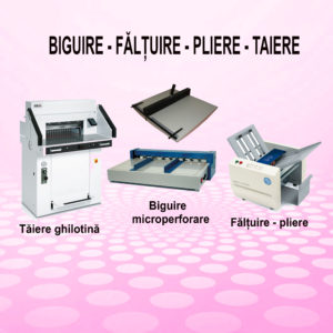 Biguire - Taiere ghilotina