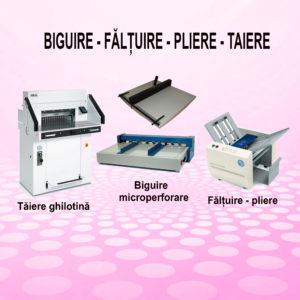 Biguire - Taiere ghilotina