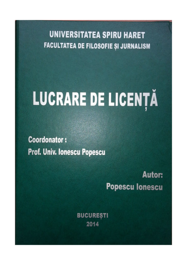 Coperta verde 600x849 Coperti Lucrari diploma indosariere-brosare