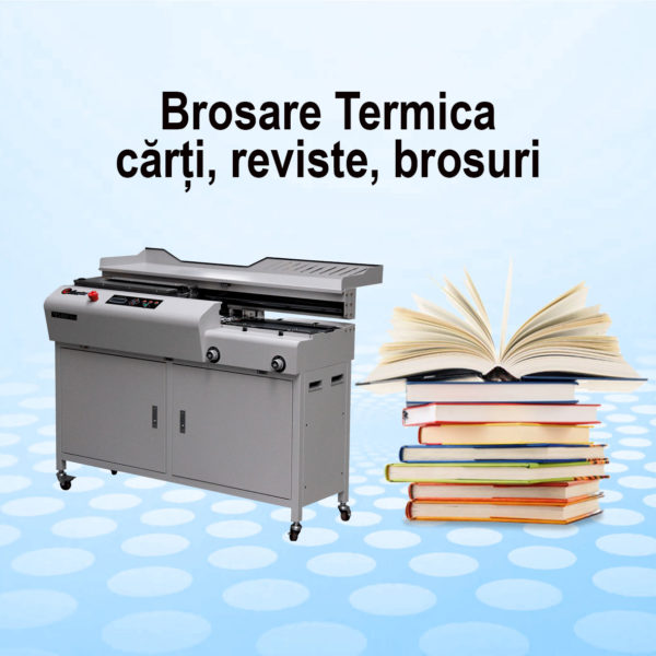 brosare 600x600 Brosare Termica - Carti, reviste indosariere-brosare