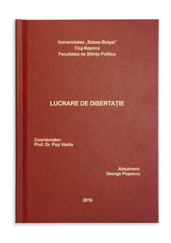coperta rosie 600x849 Coperti Lucrari diploma indosariere-brosare