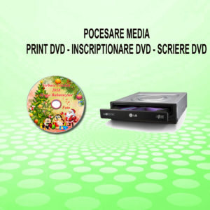 Procesare Media - DVD, CD, USB