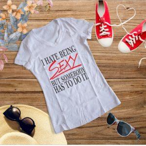 I hate being SEXY alb 300x300 Tricou I Hate being SEXY tricouri-personalizate, tricouri-dama