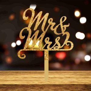 Top141 Mr Mrs 300x300 Topper tort - Mr & Mrs topper-tort-nunta