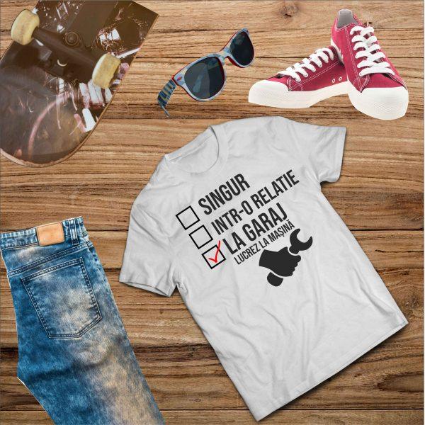 B001 Lurez la masina Alb 600x600 Tricou Lucrez la mașina tricouri-personalizate, tricouri-barbati