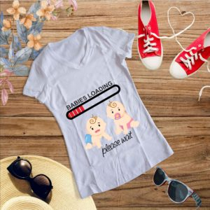 D007 Babies Loading Please Wait Alb 300x300 Tricou Babies Loading Please Wait tricouri-personalizate, tricouri-dama