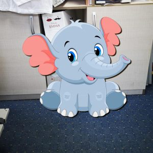 Elefantel 300x300 Decoratiune Candy Bar  - Elefantel 80 cm personalizari-diverse-2